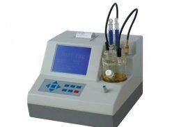 卡尔费休水分仪(微水仪)溶剂水分测量